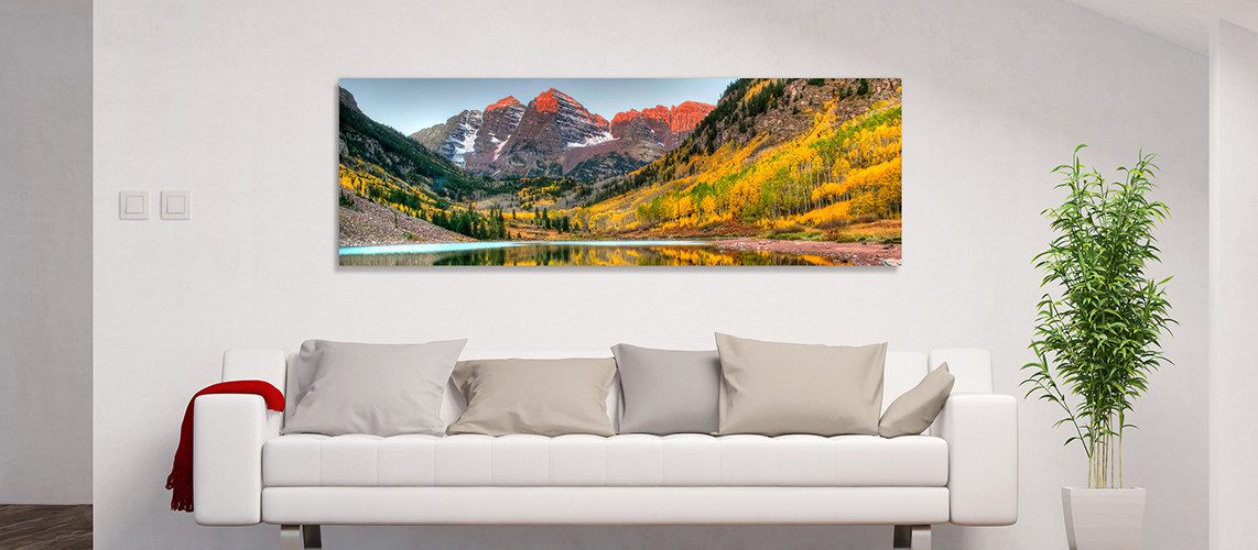 wide large format printing denver co a great american print
